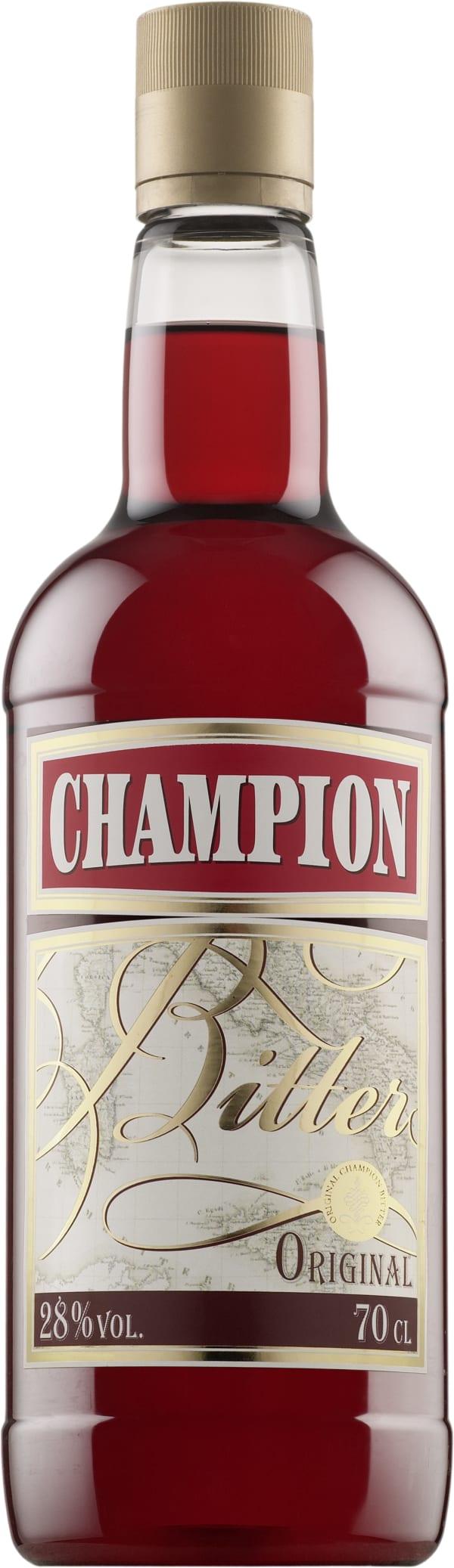 Champion  muovipullo