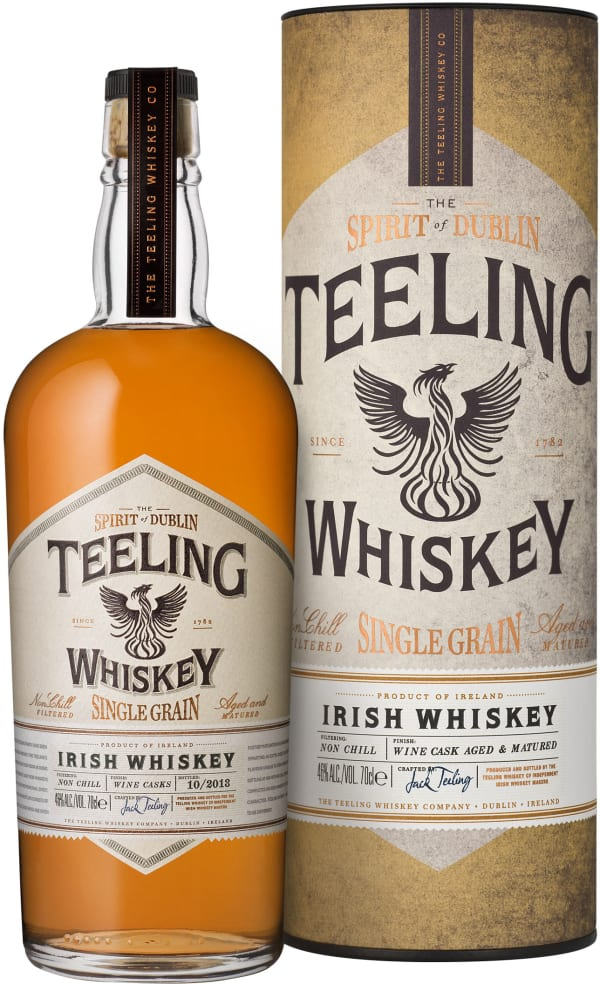 Teeling Whiskey Single Grain