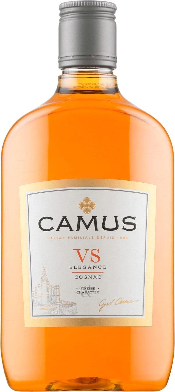 Camus VS Elegance  plastic bottle