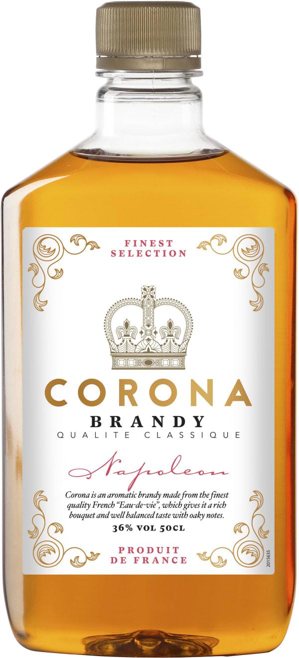Corona Finest Napoleon  muovipullo