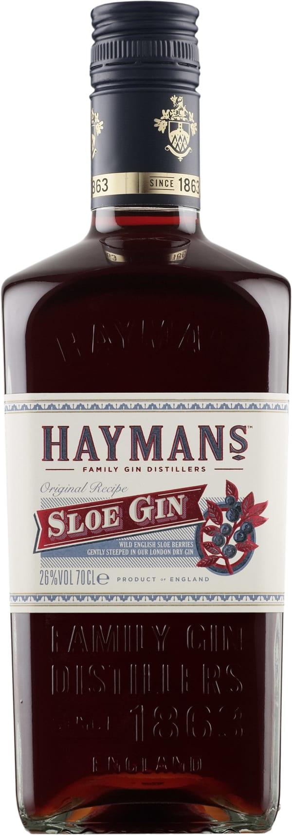 Hayman´s Sloe Gin