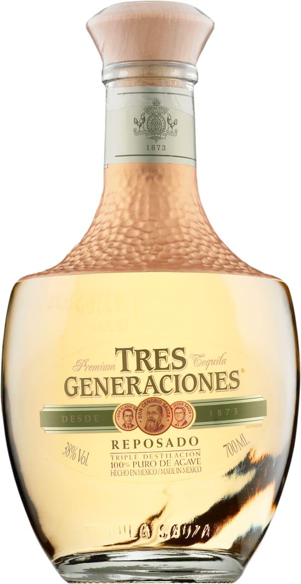 Tres Generaciones Reposado Tequila