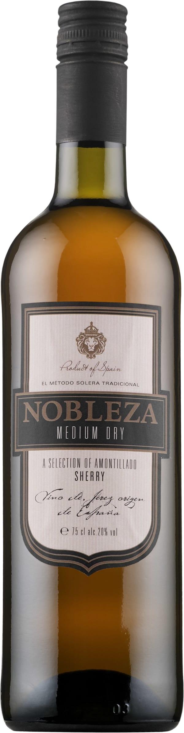 Nobleza Medium Dry Sherry