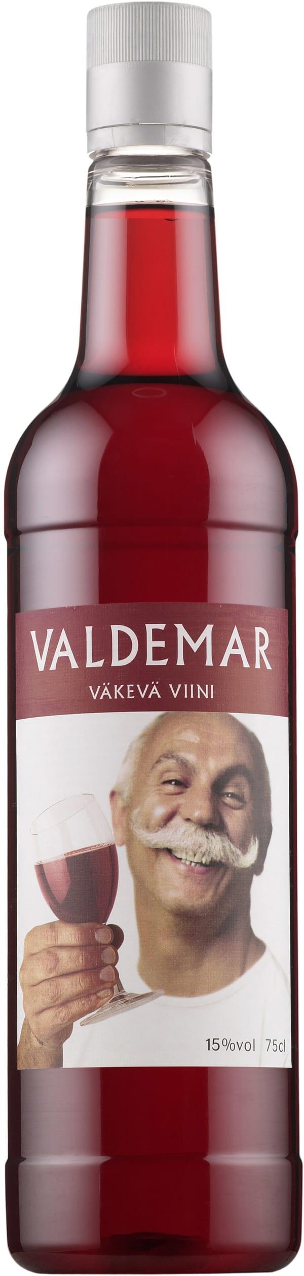 Valdemar  muovipullo