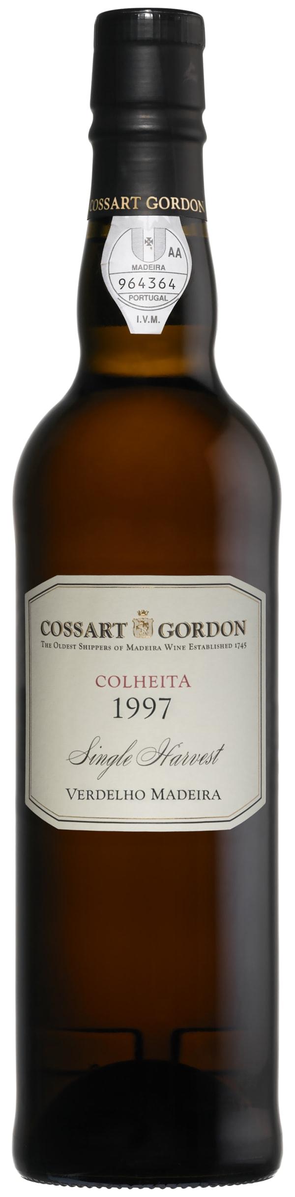 Cossart Gordon Colheita Single Harvest Verdelho Madeira 1997