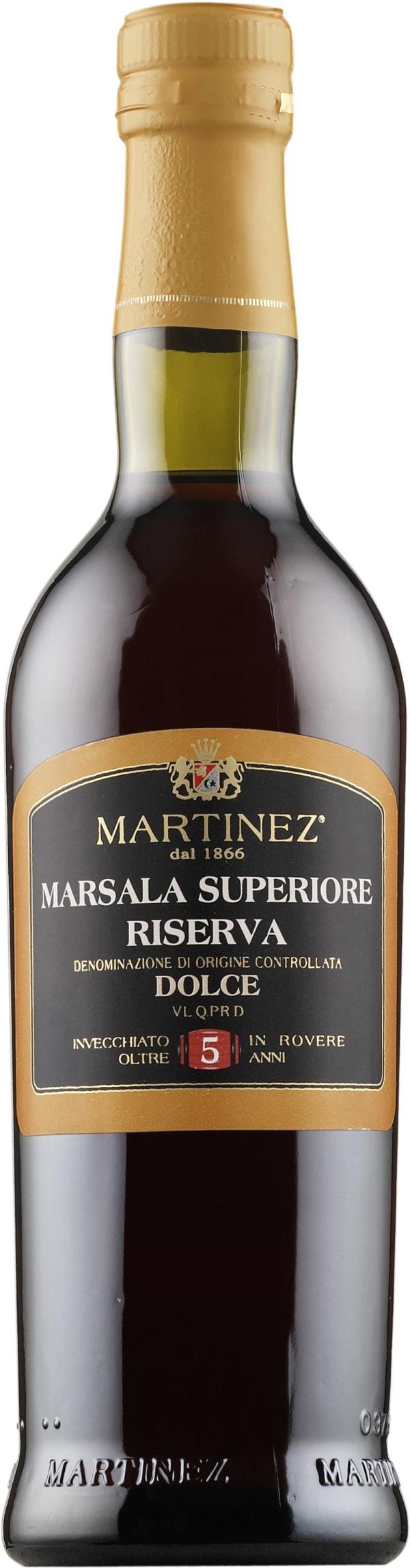 Martinez Marsala Superiore Riserva Dolce