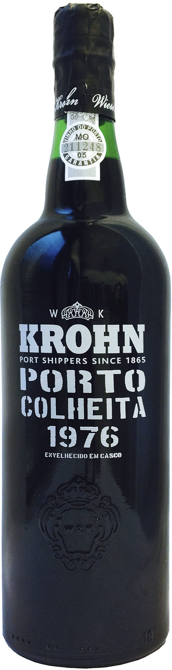 Krohn Colheita 1976