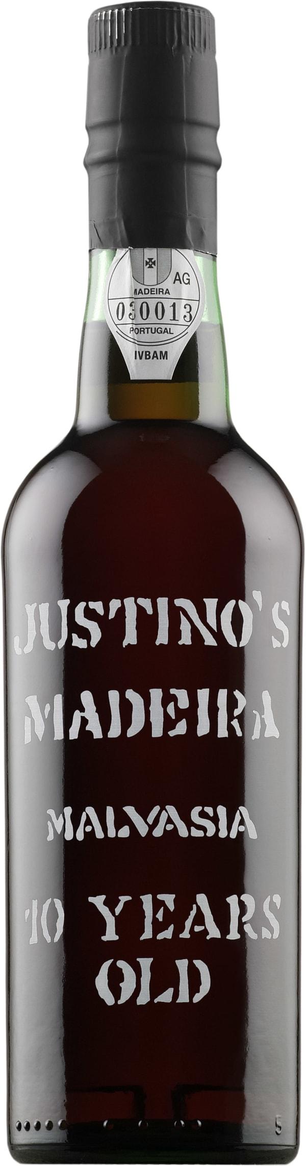 Justino's Malvasia 10 Years Old Madeira