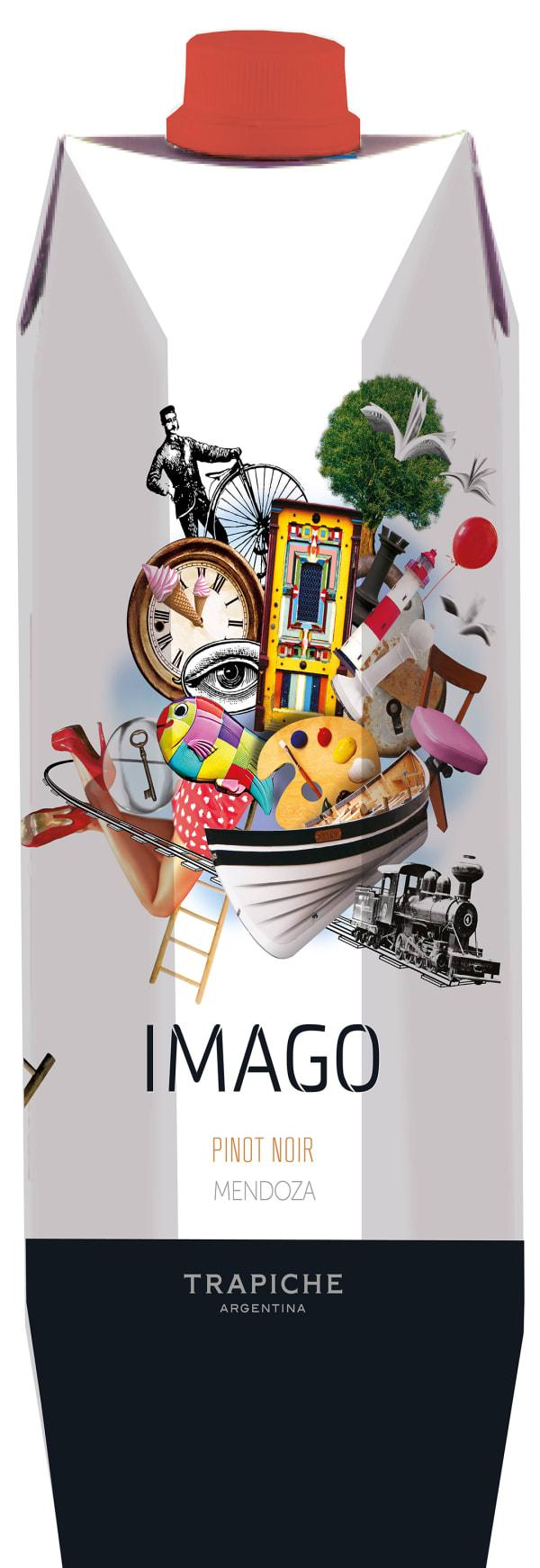 Trapiche Imago Pinot Noir 2015 kartonkitölkki