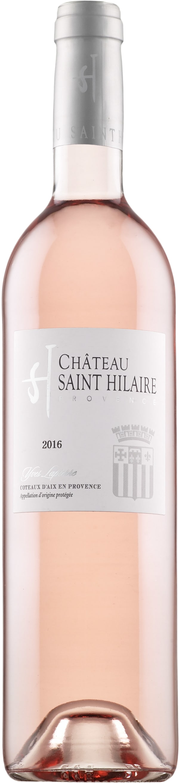 Château Saint Hilaire Provence Rosé 2016