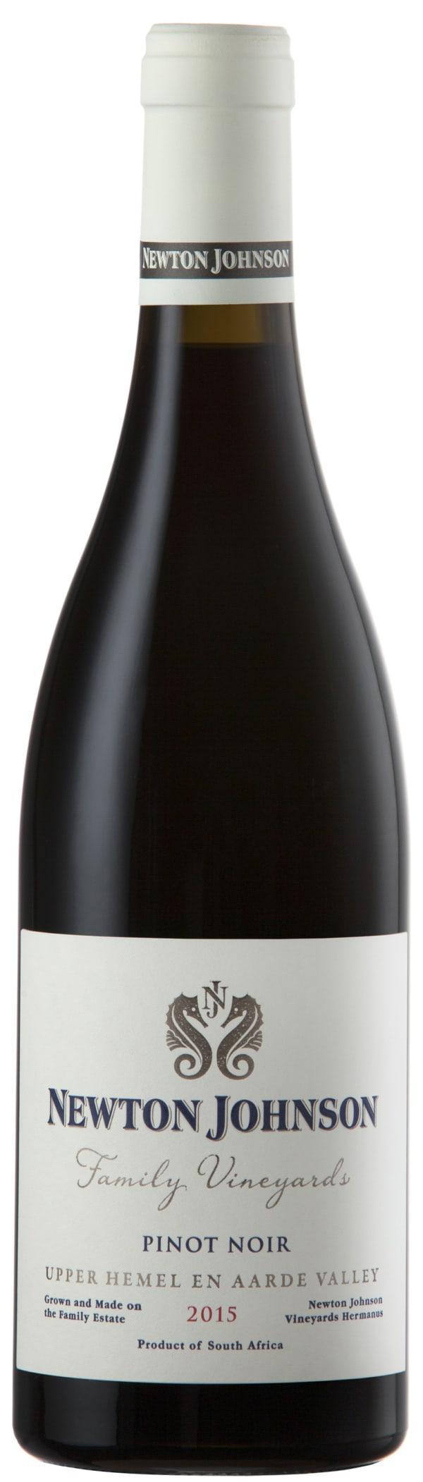 Newton Johnson Pinot Noir 2015