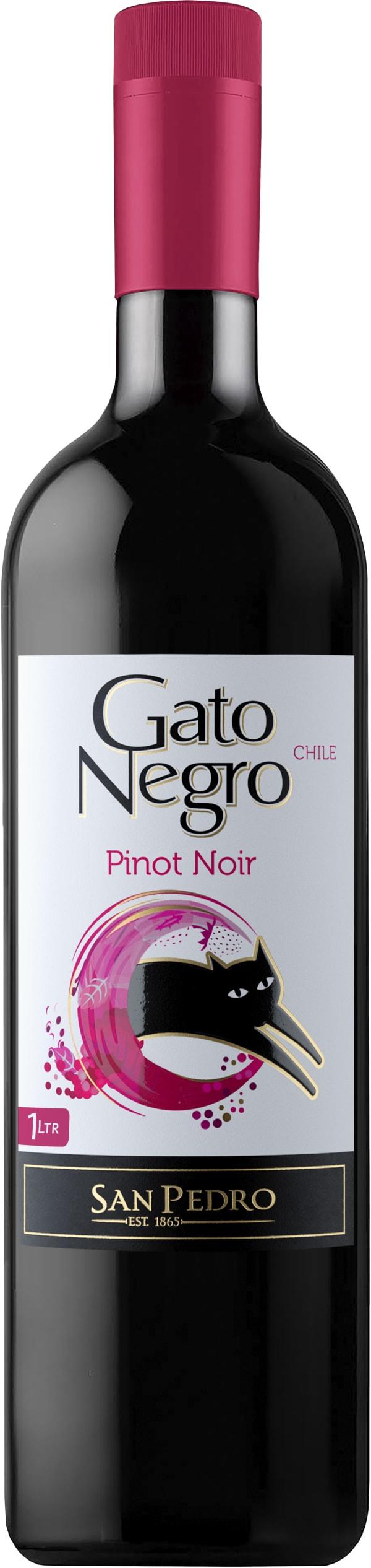 Gato Negro Pinot Noir 2015 plastic bottle