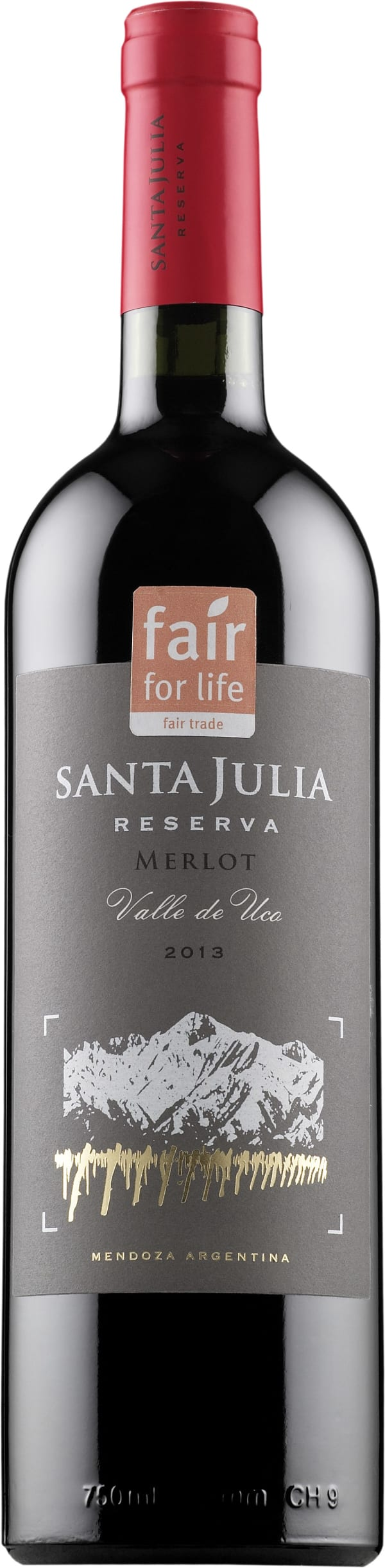 Santa Julia Merlot Reserva 2014