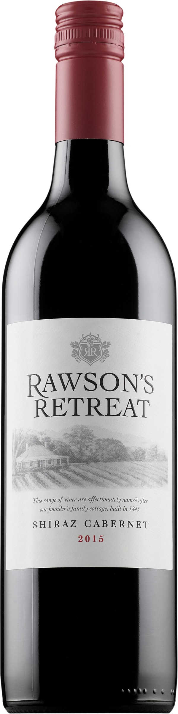 Rawson's Retreat Shiraz Cabernet 2016