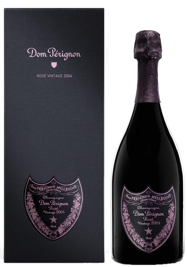 Dom Perignon Rosé Champagne Brut 2004