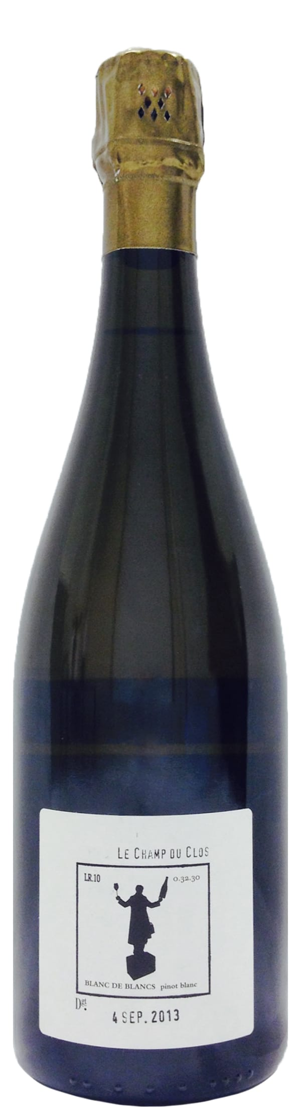 Charles Dufour Le Champ du Clos Pinot Blanc Champagne Brut Nature