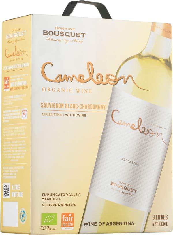 Cameleon Organic Sauvignon Blanc Chardonnay 2016 hanapakkaus