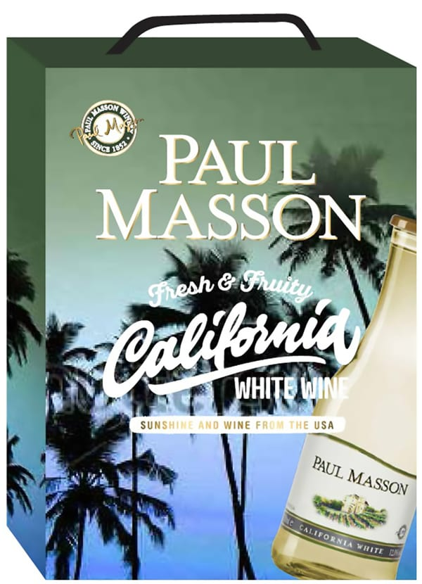 Paul Masson California White  lådvin