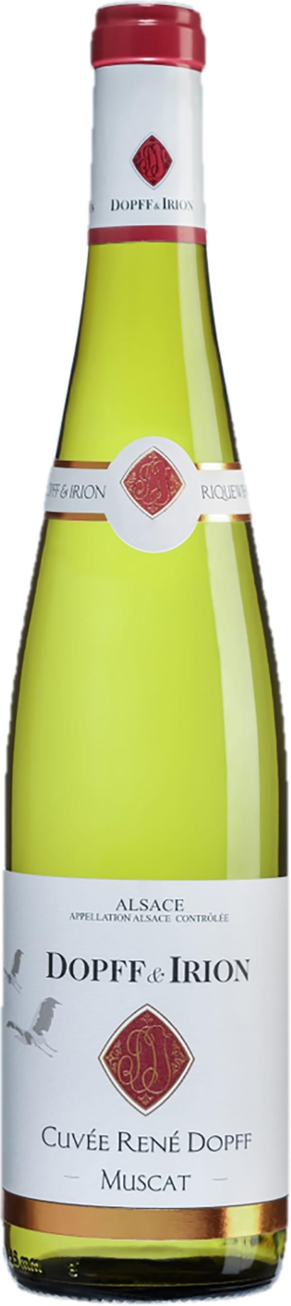 Dopff & Irion Cuvée René Dopff Muscat 2016