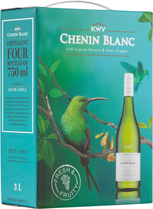 KWV Chenin Blanc 2016 hanapakkaus