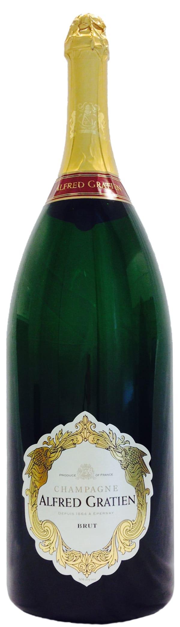 Alfred Gratien Champagne Brut Salmanazar