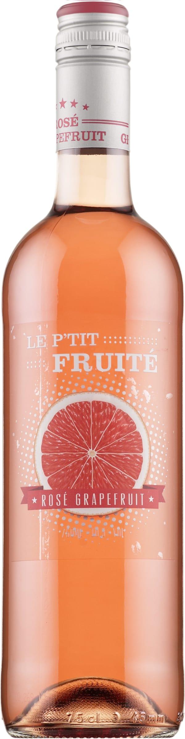 Le P'tit Fruité Rosé Grapefruit