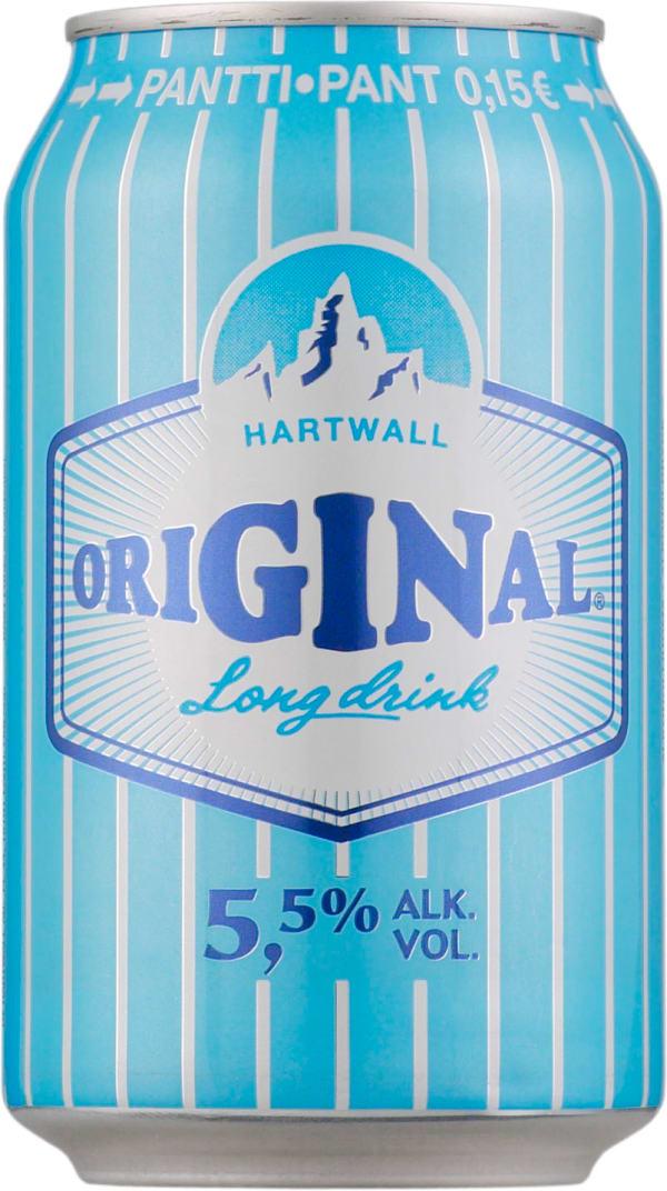 Original Long Drink  tölkki