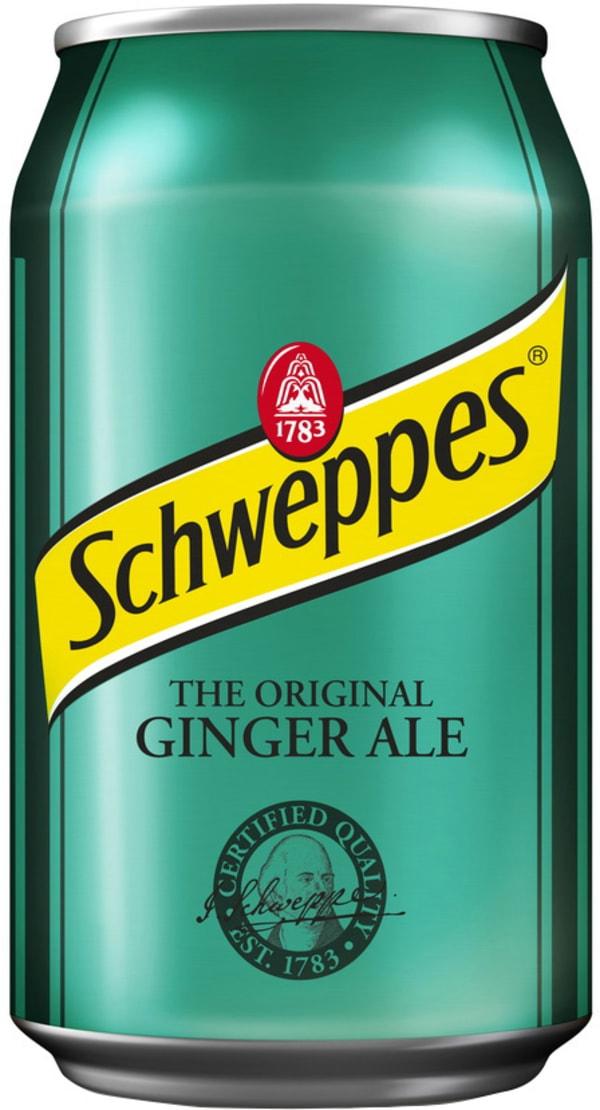 Schweppes Ginger Ale  tölkki