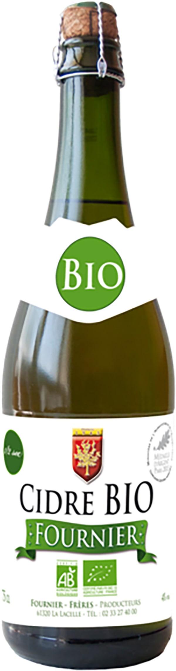 Fournier Cidre Bio