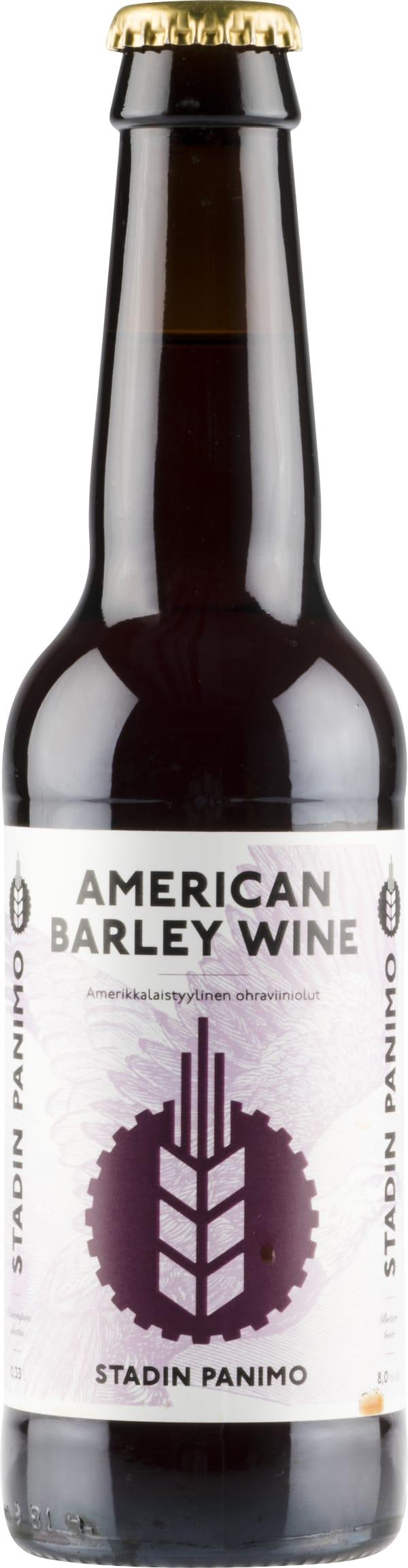 Stadin Panimo American Barley Wine