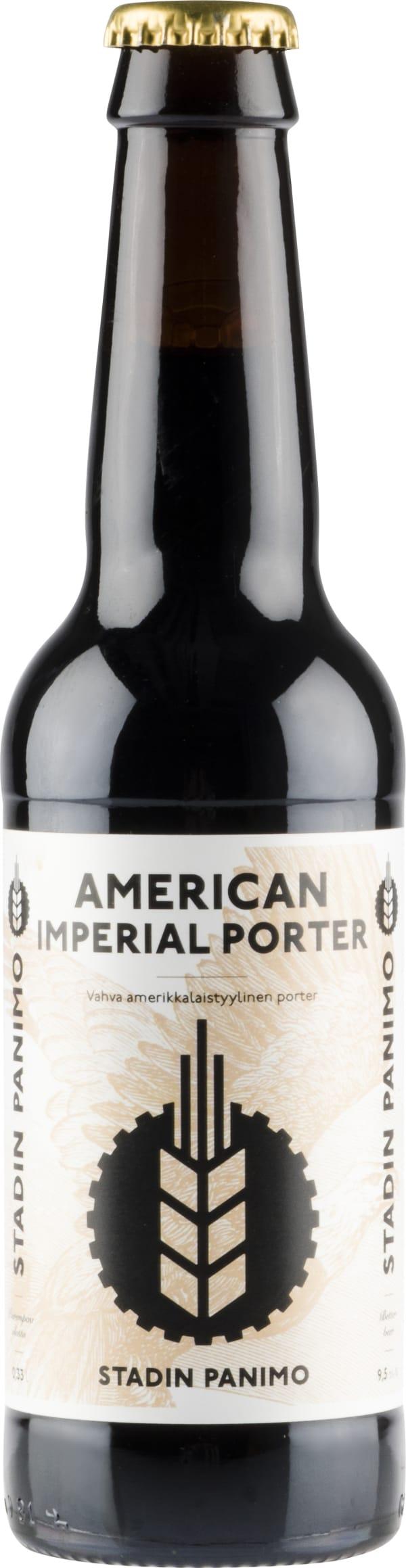 Stadin Panimo American Imperial Porter