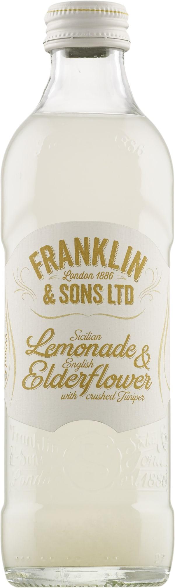 Franklin & Sons Sicilian Lemonade & English Elderflower