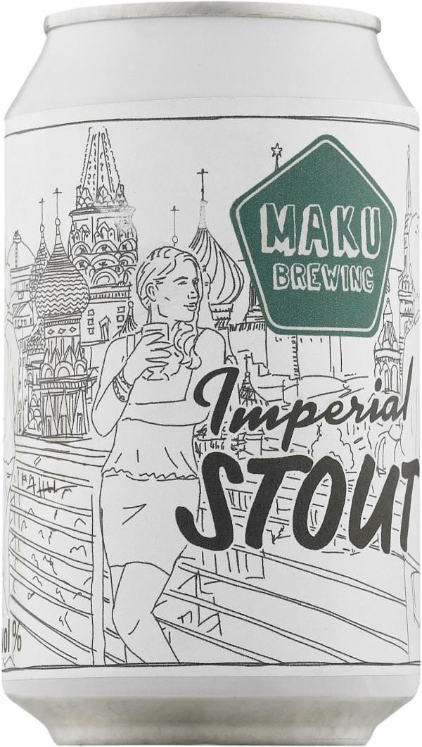 Maku Imperial Stout  tölkki