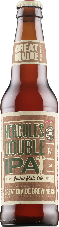 Great Divide Hercules Double IPA