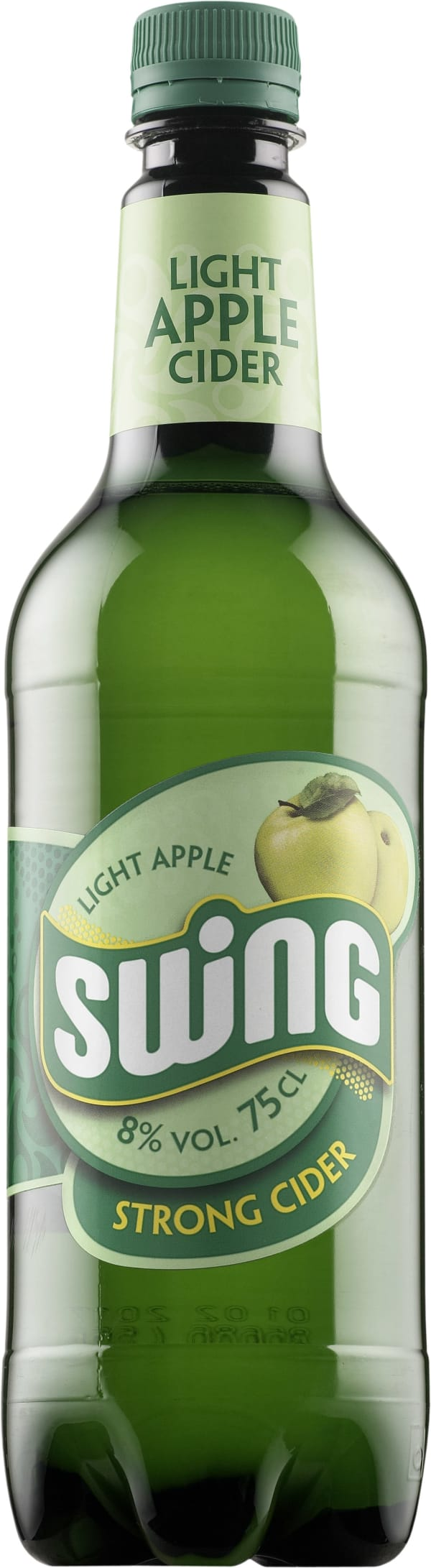 Swing Light Apple Strong Cider  muovipullo