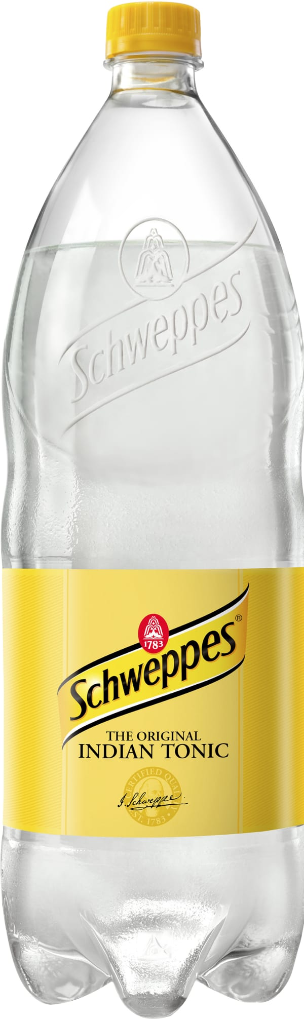 Schweppes Indian Tonic Water  muovipullo