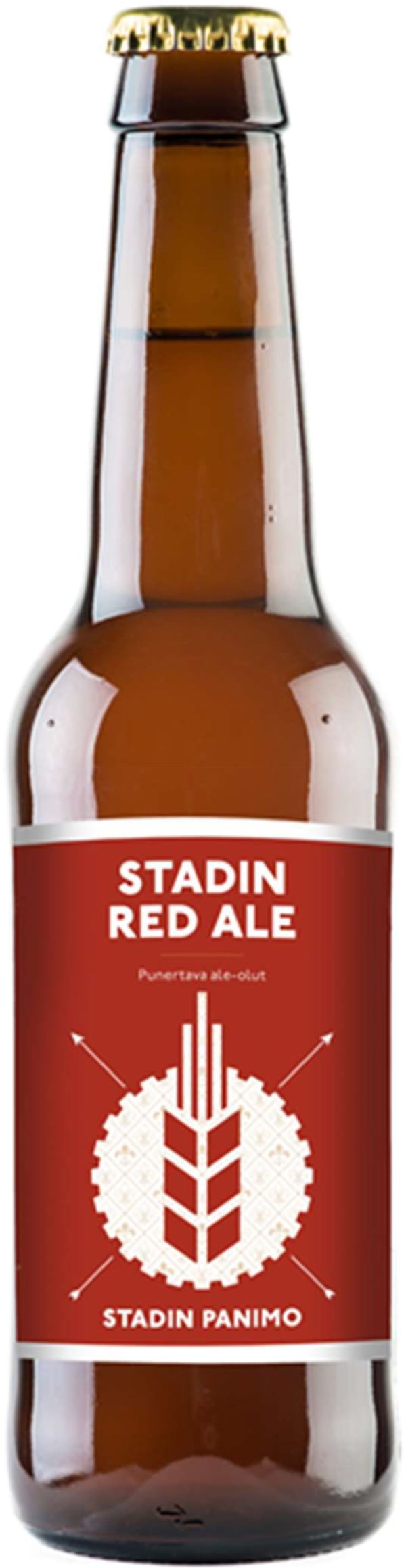 Stadin Panimo Red Ale