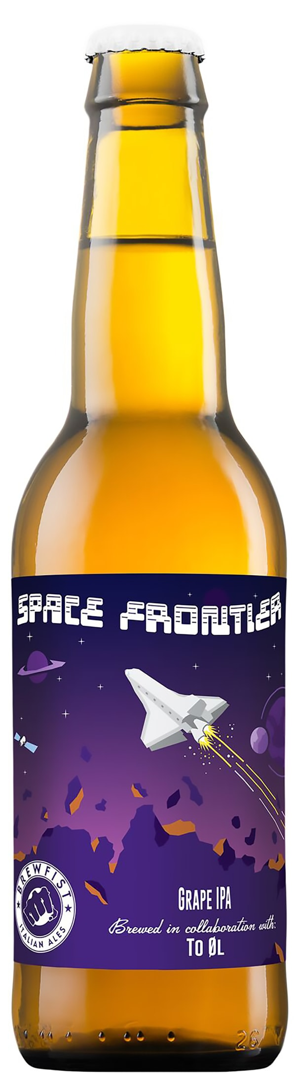 Brewfist Space Frontier IPA