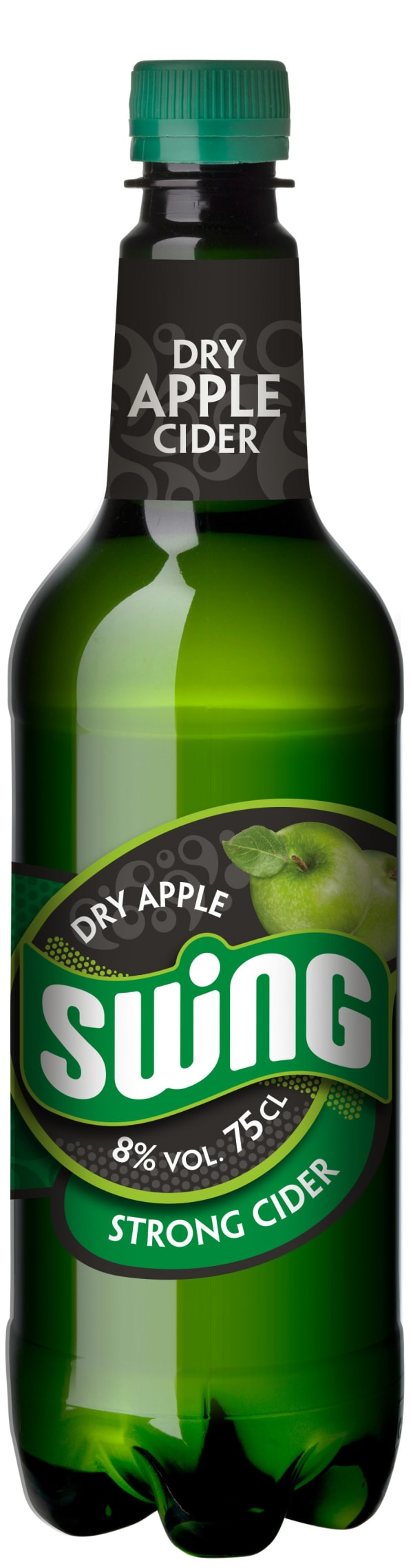Swing Dry Apple Strong Cider  muovipullo