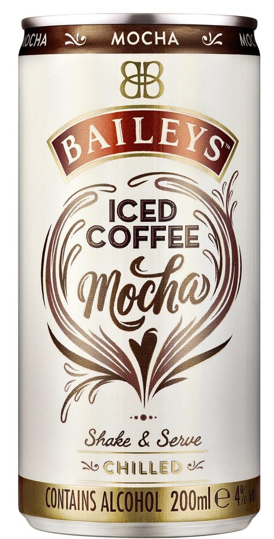 Baileys Iced Coffee Mocha  burk