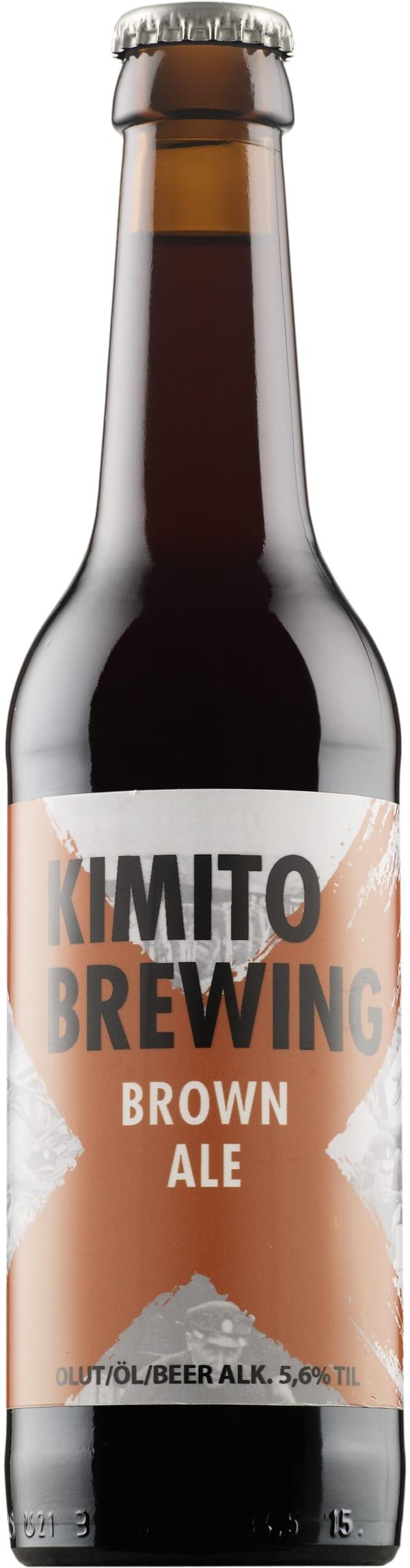 Kimito Brewing Brown Ale