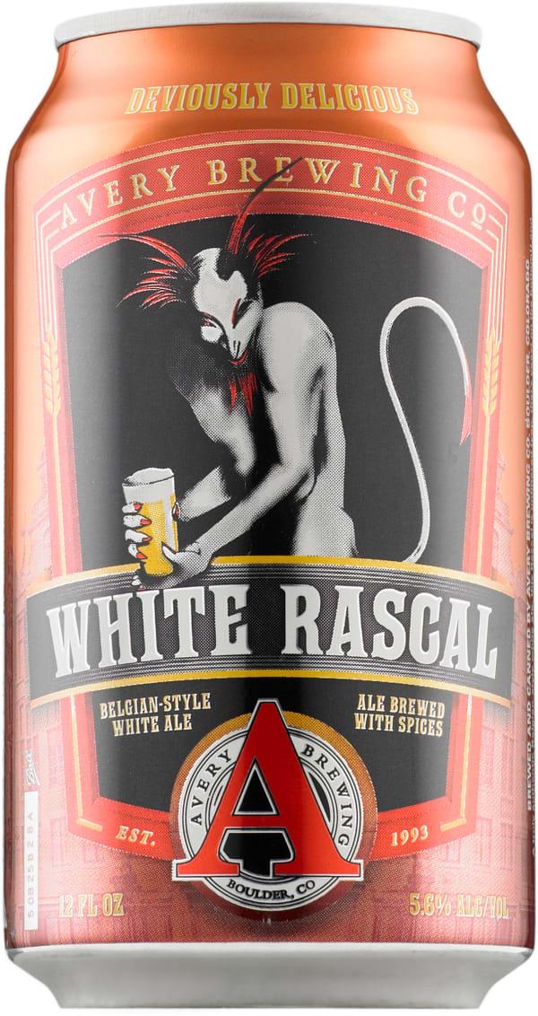Avery White Rascal  tölkki