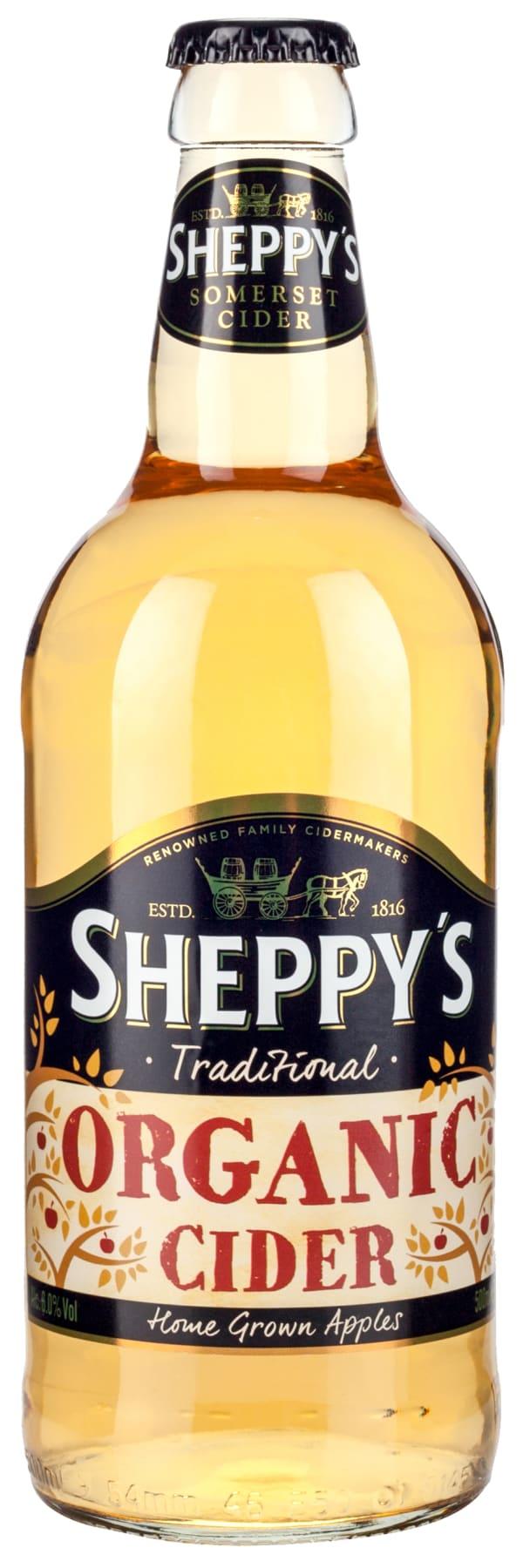 Sheppy's Dry Organic Cider
