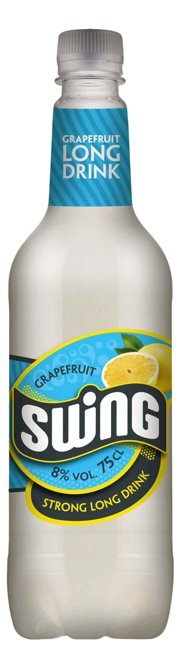 Swing Grapefruit Strong Long Drink  muovipullo