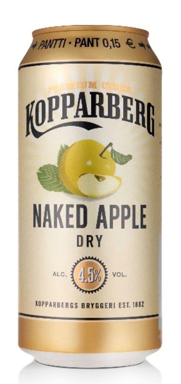 Kopparberg Naked Apple Dry  tölkki