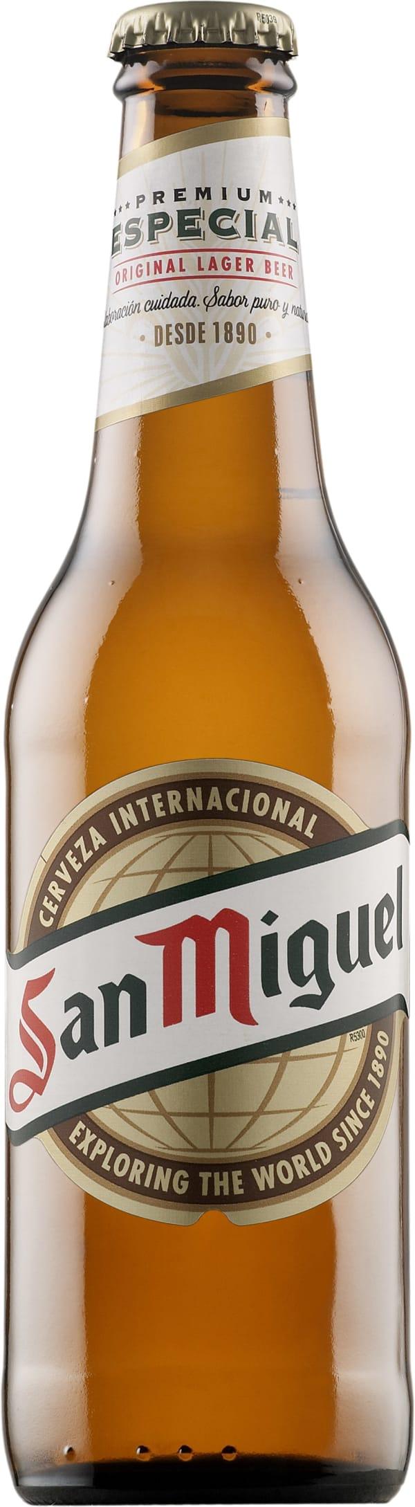 San Miguel Especial