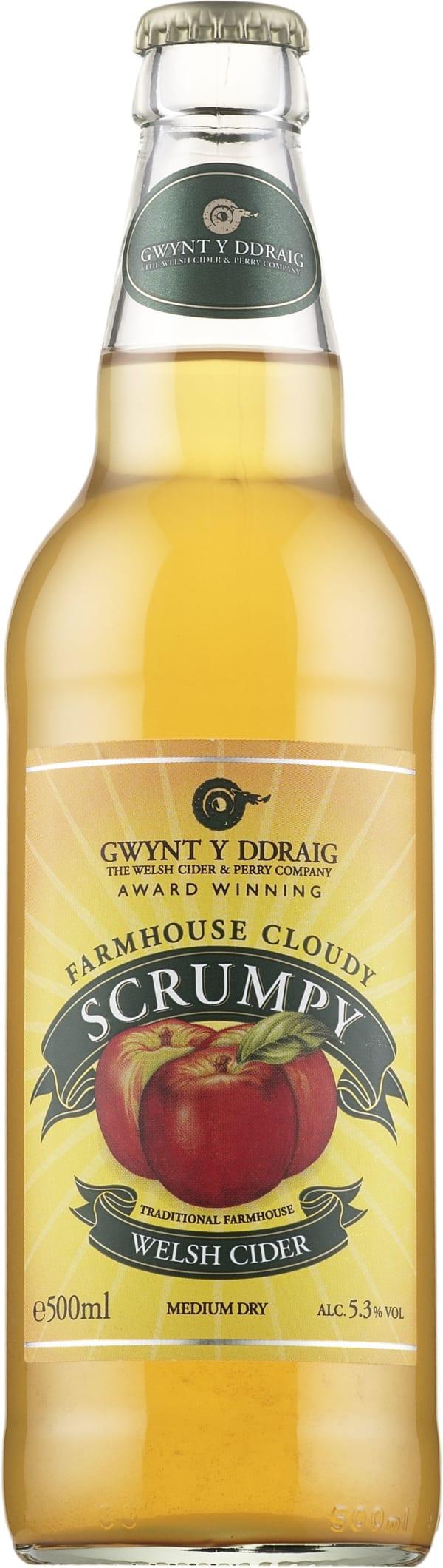 Gwynt y Ddraig Farmhouse Cloudy Scrumpy