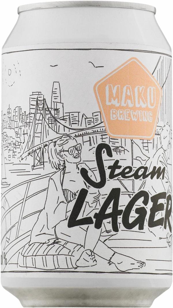 Maku Steam Lager  tölkki