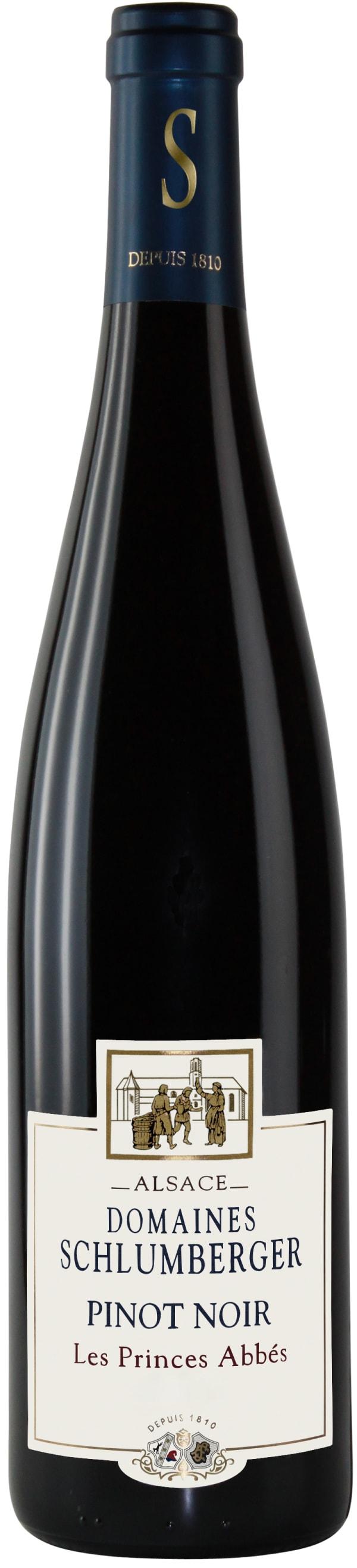 Domaines Schlumberger Les Princes Abbés Pinot Noir 2013