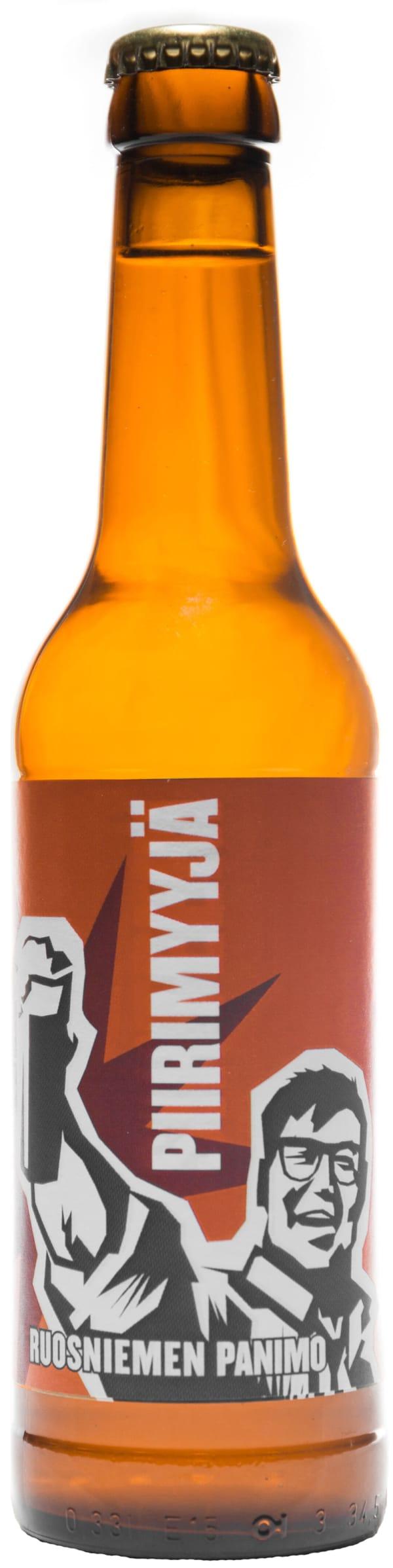 Ruosniemen Panimo Piirimyyjä American Pale Ale
